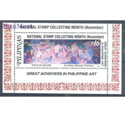 Znaczek Filipiny 1997 Mi bl 116 Czyste **