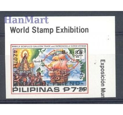 Znaczek Filipiny 1984 Mi 1615bF Czyste **