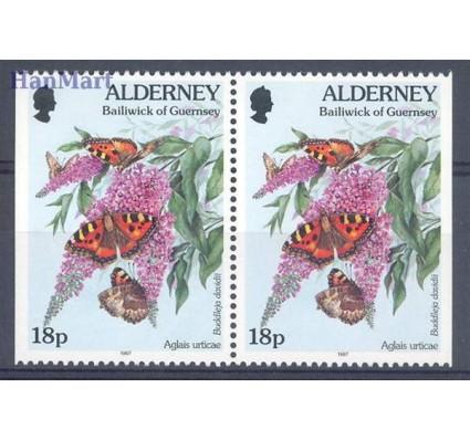 Znaczek Alderney 1997 Mi 100Dl,Dr Czyste **