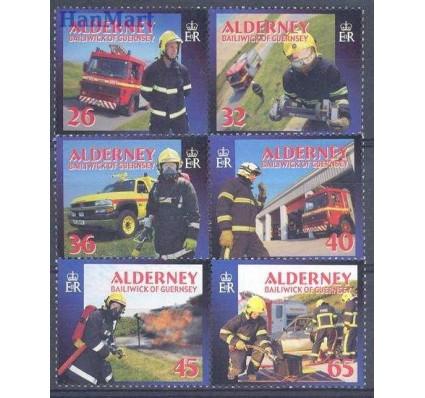 Znaczek Alderney 2004 Mi 242-247 Czyste **