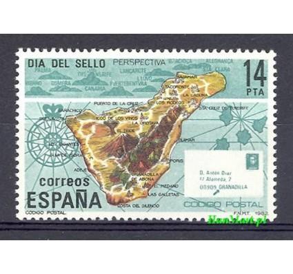 Znaczek Hiszpania 1982 Mi 2554 Czyste **