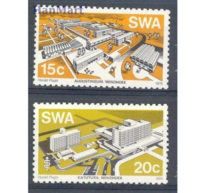 Znaczek Afryka Południowo-Zachodnia 1976 Mi 423-424 Czyste **