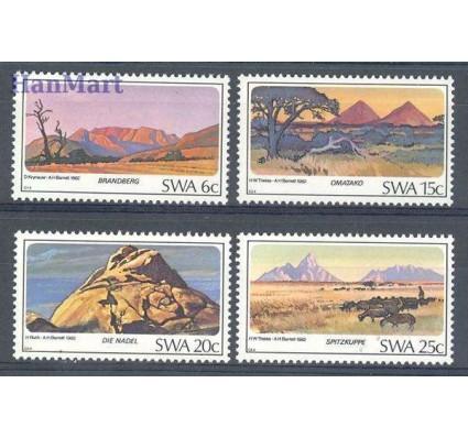 Znaczek Afryka Południowo-Zachodnia 1982 Mi 524-527 Czyste **