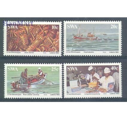 Znaczek Afryka Południowo-Zachodnia 1983 Mi 545-548 Czyste **