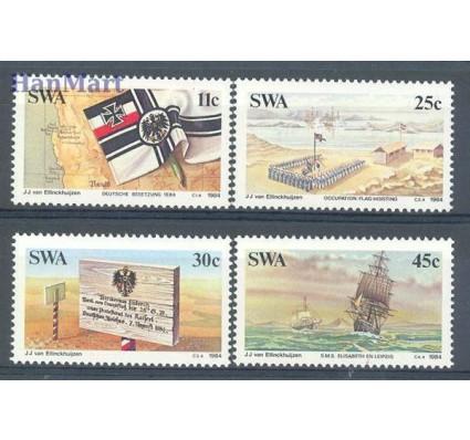 Znaczek Afryka Południowo-Zachodnia 1984 Mi 558-561 Czyste **