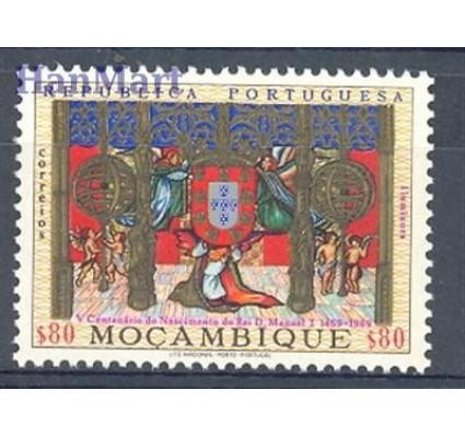 Znaczek Mozambik 1969 Mi 551 Czyste **
