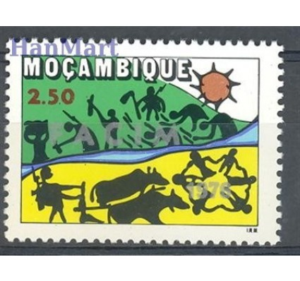 Znaczek Mozambik 1976 Mi 616 Czyste **