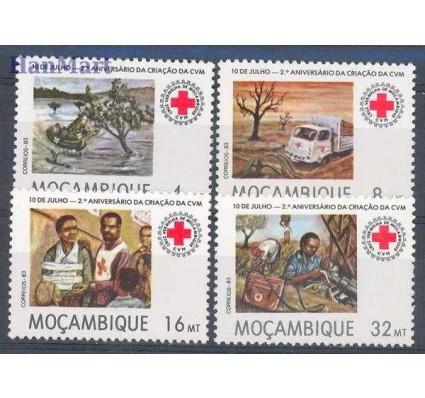 Mozambik 1983 Mi 949-952 Czyste **