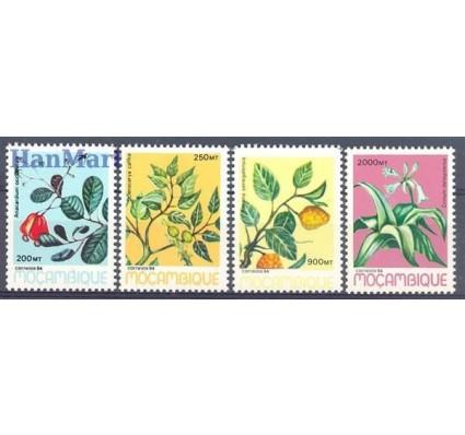 Znaczek Mozambik 1994 Mi 1308-1311 Czyste **
