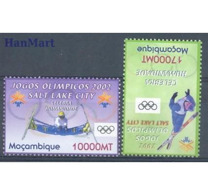 Znaczek Mozambik 2002 Mi 2176-2177 Czyste **