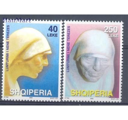 Znaczek Albania 2003 Mi 2958-2959 Czyste **
