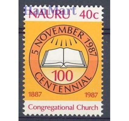 Znaczek Nauru 1987 Mi 339 Czyste **