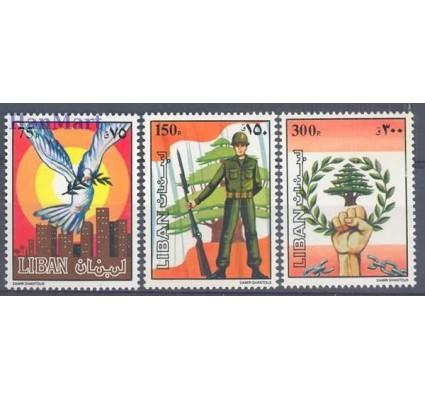 Znaczek Liban 1984 Mi 1324-1326 Czyste **