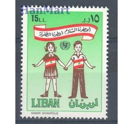 Znaczek Liban 1988 Mi 1334 Czyste **