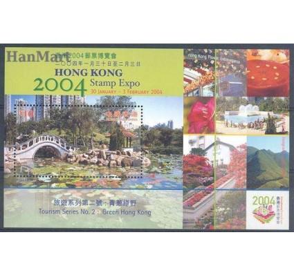 Znaczek Hong Kong 2003 Mi bl 116 Czyste **