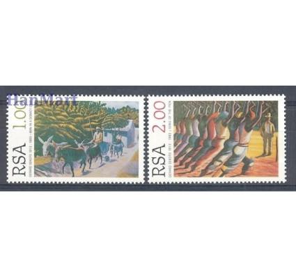 Znaczek Republika Południowej Afryki 1996 Mi 999-1000 Czyste **