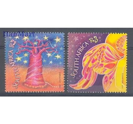 Znaczek Republika Południowej Afryki 2001 Mi 1413-1414 Czyste **