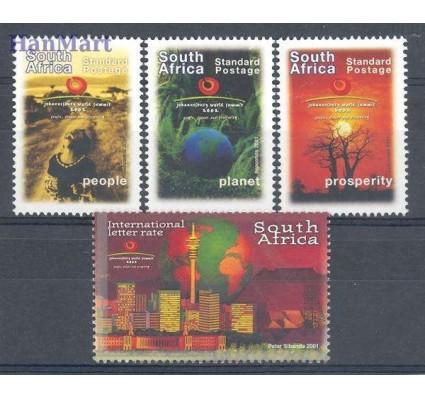 Znaczek Republika Południowej Afryki 2002 Mi 1440-1443 Czyste **