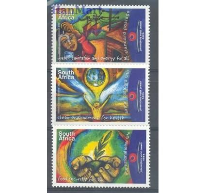 Znaczek Republika Południowej Afryki 2002 Mi 1450-1452 Czyste **