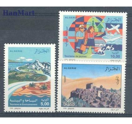 Znaczek Algieria 1998 Mi 1220-1222 Czyste **