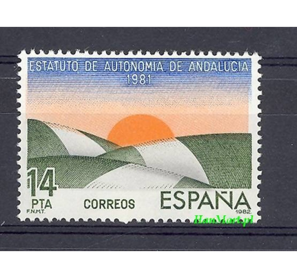 Hiszpania 1983 Mi 2572 Czyste **