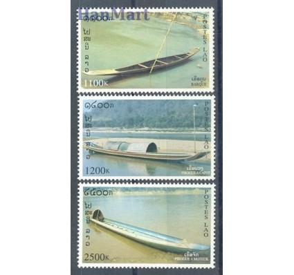 Znaczek Laos 1998 Mi 1635-1637 Czyste **