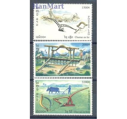 Znaczek Laos 1999 Mi 1659-1661 Czyste **