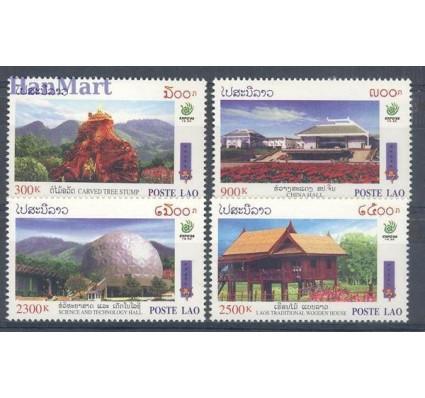 Znaczek Laos 1999 Mi 1672-1675 Czyste **