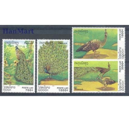 Znaczek Laos 2000 Mi 1716-1719 Czyste **