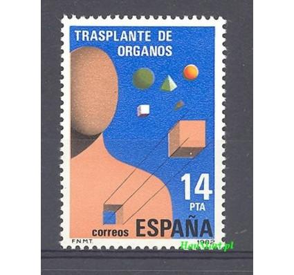 Hiszpania 1982 Mi 2555 Czyste **