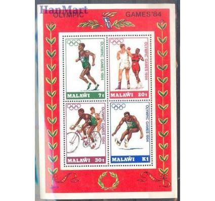 Znaczek Malawi 1984 Mi bl 63 Czyste **