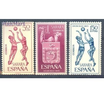 Znaczek Sahara Espanol 1965 Mi 277-279 Czyste **