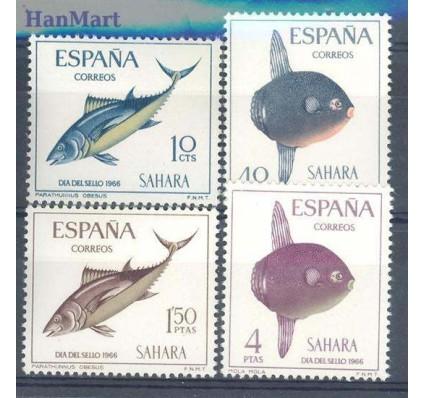 Znaczek Sahara Espanol 1966 Mi 283-286 Czyste **