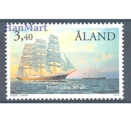Znaczek Wyspy Alandzkie 1999 Mi 155 Czyste **
