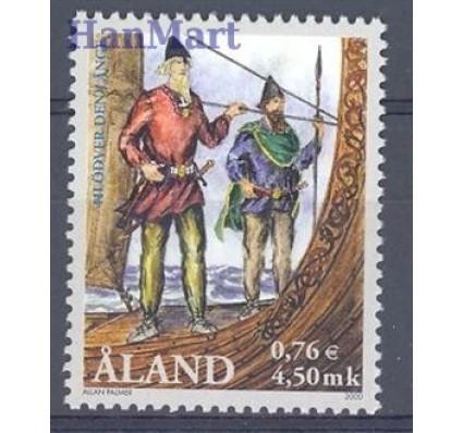 Znaczek Wyspy Alandzkie 2000 Mi 178 Czyste **
