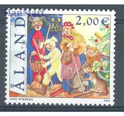 Znaczek Wyspy Alandzkie 2002 Mi 201 Czyste **