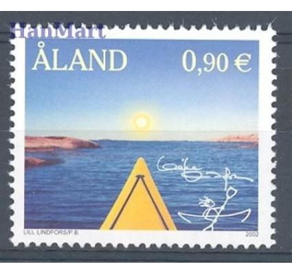 Znaczek Wyspy Alandzkie 2002 Mi 209 Czyste **