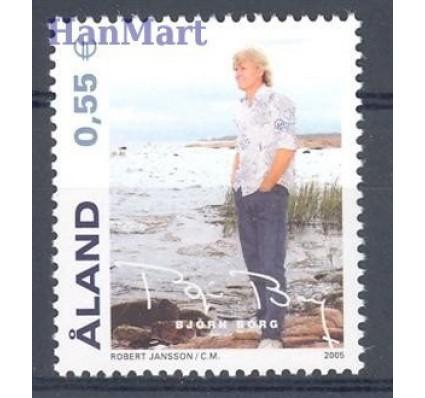 Znaczek Wyspy Alandzkie 2005 Mi 253 Czyste **