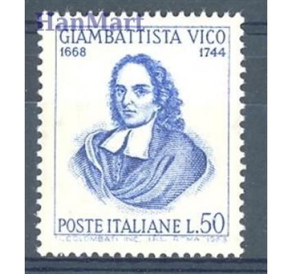 Znaczek Włochy 1968 Mi 1277 Czyste **