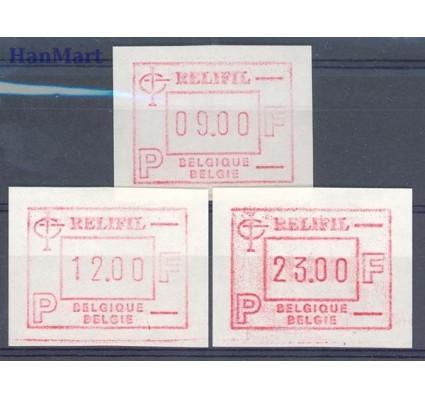 Znaczek Belgia 1985 Mi aut 4 Czyste **