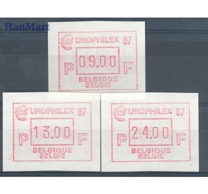 Znaczek Belgia 1987 Mi aut 8 Czyste **