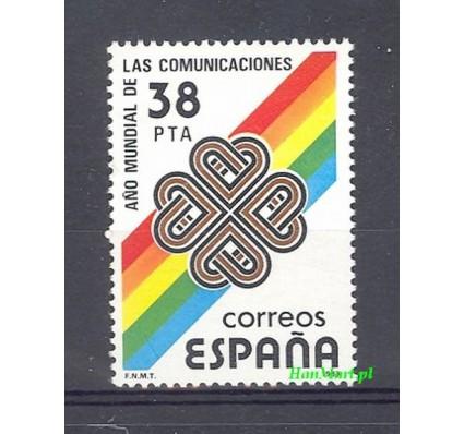 Hiszpania 1983 Mi 2591 Czyste **