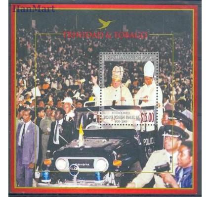 Znaczek Trynidad i Tobago 2006 Mi bl 73 Czyste **