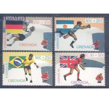 Znaczek Grenada 1981 Mi 1124-1127 Czyste **