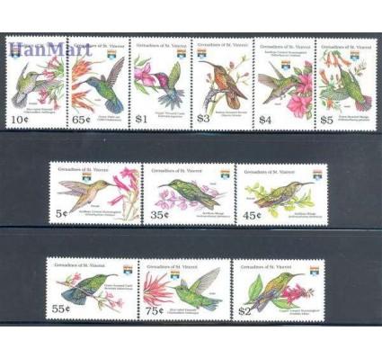 Znaczek Grenadines of St Vincent 1992 Mi 900-911 Czyste **
