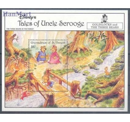 Znaczek Grenadines of St Vincent 1992 Mi bl 129 Czyste **