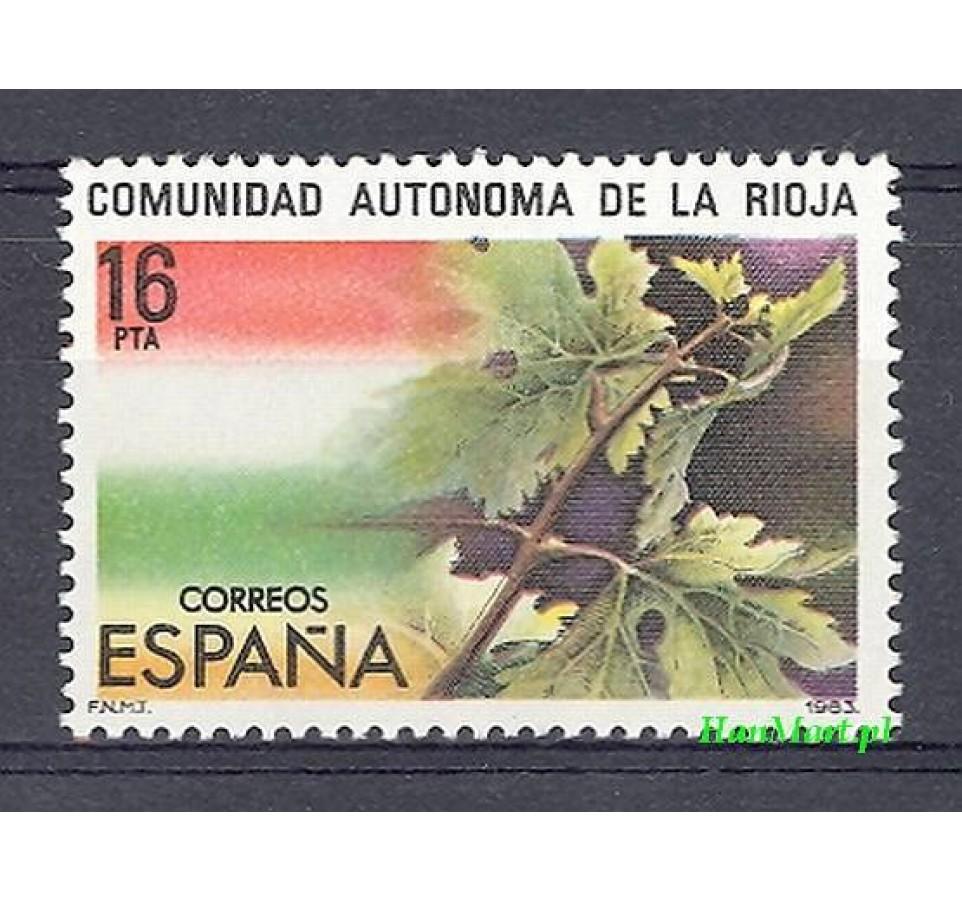 Hiszpania 1983 Mi 2592 Czyste **