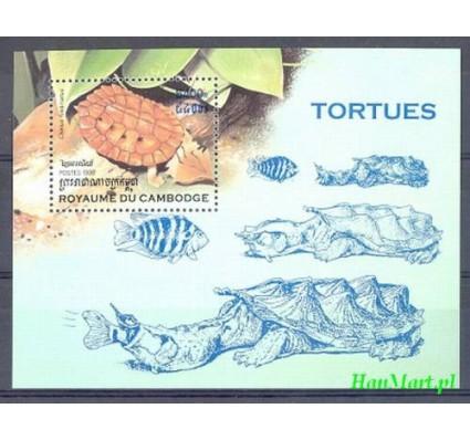 Kambodża 1998 Mi bl 245 Czyste **