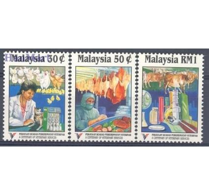 Znaczek Malezja 1994 Mi 522-524 Czyste **