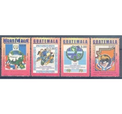 Znaczek Gwatemala 2002 Mi 1381-1384 Czyste **